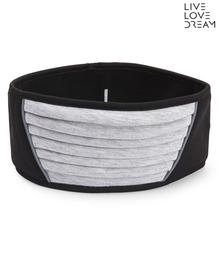 LLD Ruched Reflective Earband