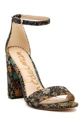 Yaro Brocade Sandal
