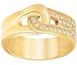 Gallon Ring, Golden, Gold Plating
