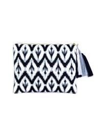 Ikat Embroidered Pouch - 100% Exclusive