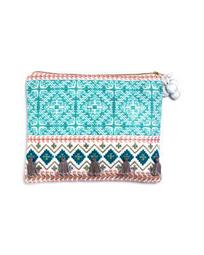 Camila Embroidered Pouch - 100% Exclusive