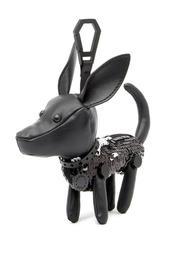Sophie Sequins Dog Key Fob