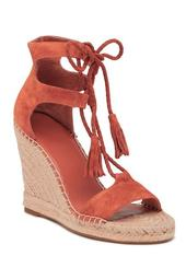 Delilah Espadrille Wedge Sandal