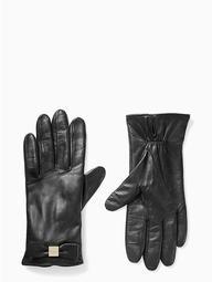 Hardware Bow Tech Glove