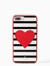 Heart Stripe Iphone 7/8 Plus Case