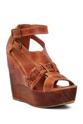 Paloma Wedge Sandal