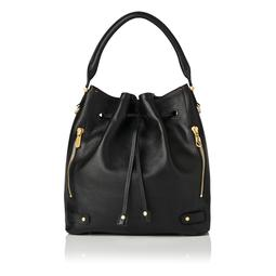 Jenna Black Bucket Bag