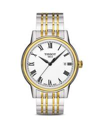 Two-Tone Carson Watch, 40mm