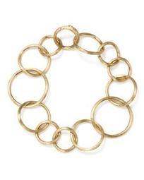18K Yellow Gold Luce Link Bracelet  - 100% Exclusive