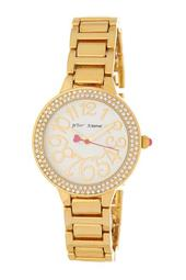 Women's Crystal Embellished Bracelet Watch, 32mm