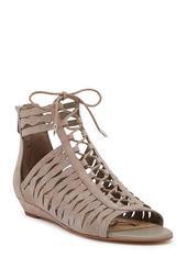 Daleece Lace-Up Sandal