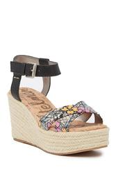 Destin Espadrille Wedge Sandal