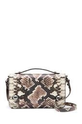 Cason Leather Crossbody Bag