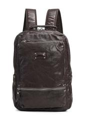 Stark Studded Leather Backpack