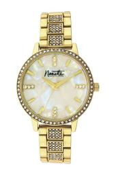 Women's Gold-Tone Metal Watch, 36mm