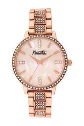 Women's Rose-Gold Metal Watch, 36mm