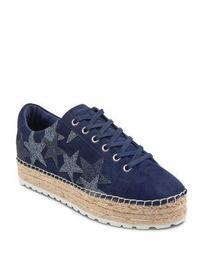Women's Maevel Suede Platform Espadrille Sneakers