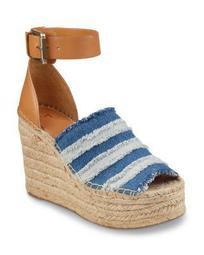 Women's Adria Espadrille Platform Wedge Sandals