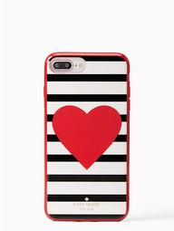 Heart Stripe Iphone 7 & 8 Plus Case