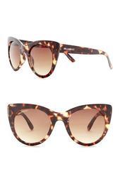 Women's 49mm Cat Eye Sunglasses