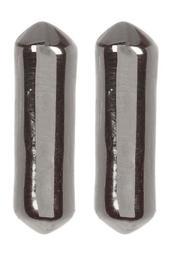Barrel Stud Earrings
