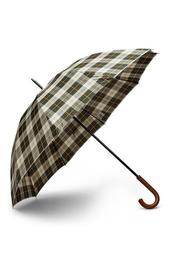 Tartan Plaid Golf Umbrella
