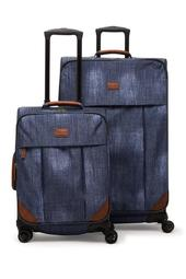 Denym 2-Piece Luggage Set