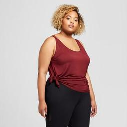 Women's Plus Side Tie Tank - JoyLab™