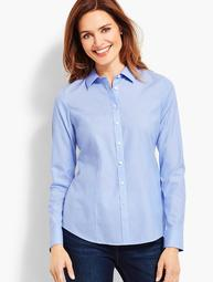 The Perfect Long-Sleeve Shirt - End-On-End