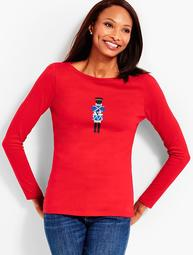 Toy Soldier Holiday Tee