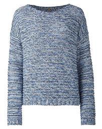 Twist Yarn Sweater