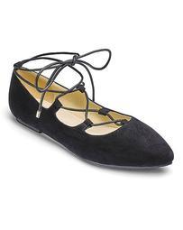 Sole Diva Lace Up Shoes