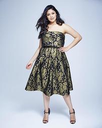 Cc Regal Midi Dress