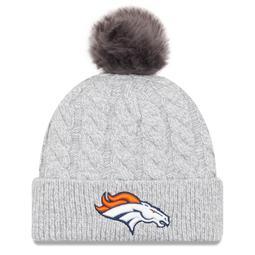 Women's New Era Denver Broncos Toasty Beanie
