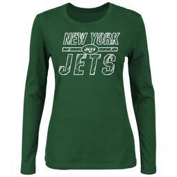 Plus Size New York Jets Favorite Team Tee