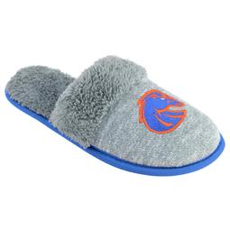 Women's Boise State Broncos Sherpa-Lined Clog Slippers