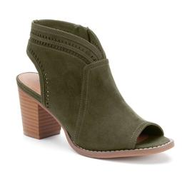 Thelma Women's Peep Toe Ankle Boots