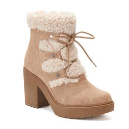 madden NYC Kendraa Women's High Heel Ankle Boots