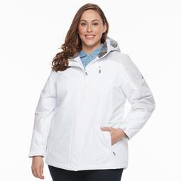 Plus Size ZeroXposur Eileen Insulated Jacket