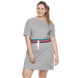 Plus Size FILA SPORT® Heritage Dress