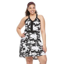 Plus Size Soybu Amble Fit & Flare Dress
