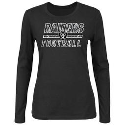 Plus Size Oakland Raiders Favorite Team Tee