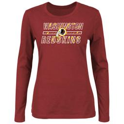Plus Size Washington Redskins Favorite Team Tee
