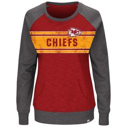 Plus Size Majestic Kansas City Chiefs Classic Fleece