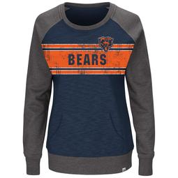 Plus Size Majestic Chicago Bears Classic Fleece