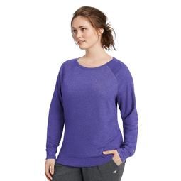 Plus Size Champion French Terry Crewneck Sweatshirt