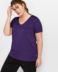 Nola No-Sweat V-Neck T-Shirt