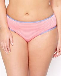 Low Rise Panty with Contrast Trims - Déesse Collection