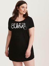 Sleep Torrid Curve Cuffed Sleep Tunic