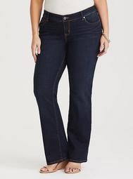 Relaxed Boot Jean - Dark Wash